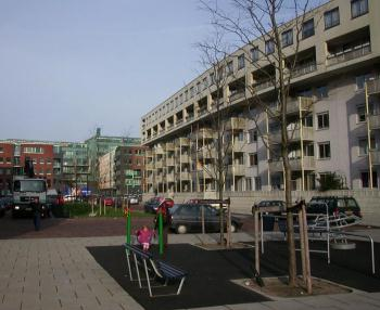 Apartments in central area in Eastern Docklands